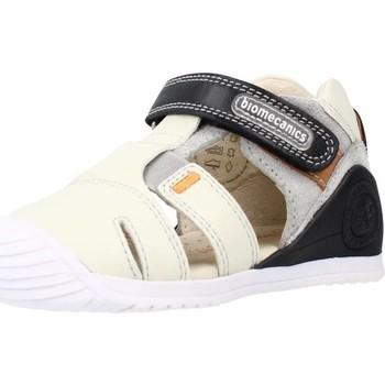 Schuhe Jungen Sandalen / Sandaletten Biomecanics 202136 Weiß