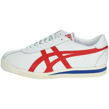 Schuhe Herren Sneaker Low Onitsuka Tiger 1183B397 Weiss/Rot