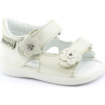 Schuhe Mädchen Sandalen / Sandaletten Naturino FAL-E21-500894-PL Oro
