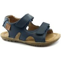 Schuhe Kinder Sandalen / Sandaletten Naturino NAT-E21-502430-NA-a Blu