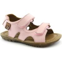 Schuhe Kinder Sandalen / Sandaletten Naturino NAT-E21-502430-PI-a Rosa