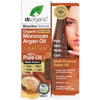 Beauty Accessoires Haare Dr. Organic Argán Aceite Puro
