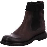 Schuhe Damen Boots Corvari Stiefeletten D3048-750 braun