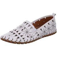 Schuhe Damen Slipper Gemini Slipper 031225-02/001 weiß