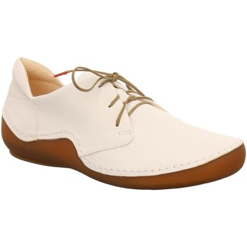 Schuhe Damen Sneaker Low Think Schnuerschuhe 3-000204-1000 weiß