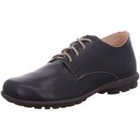 Schuhe Herren Derby-Schuhe Think Schnuerschuhe 3-000284-0000 schwarz