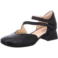 Schuhe Damen Pumps Think Sandaletten 3-000368-0000 schwarz