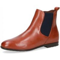 Schuhe Damen Boots Caprice Stiefeletten  99 25314 25 303 braun