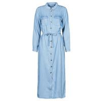 Kleidung Damen Maxikleider Only ONLCASI Blau