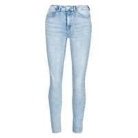 Kleidung Damen Slim Fit Jeans Only ONLPAOLA Blau