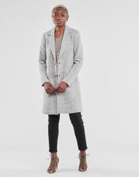 Kleidung Damen Mäntel Only ONLCARRIE Grau