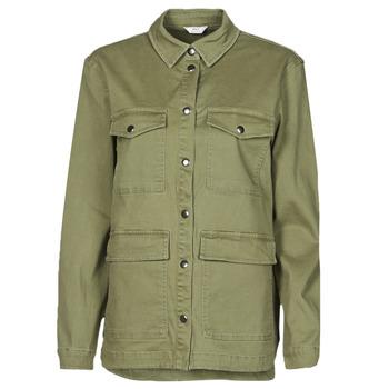Kleidung Damen Jacken / Blazers Only ONLAUDREY Kaki