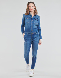 Kleidung Damen Overalls / Latzhosen Only ONLCALLI Blau