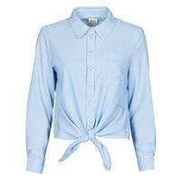 Kleidung Damen Hemden Only ONLLECEY Blau