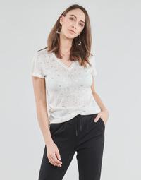 Kleidung Damen Tops / Blusen Only ONLSTEPHANIA Weiss