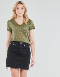 Kleidung Damen Tops / Blusen Only ONLSTEPHANIA Kaki