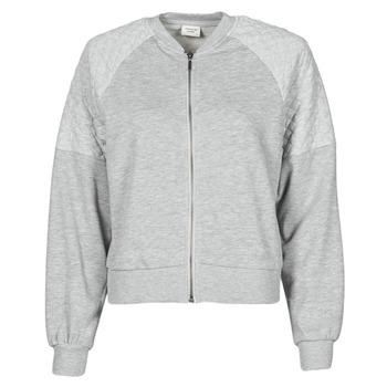 Kleidung Damen Sweatshirts JDY JDYNAPA L/S RAGLAN BOMBER JRS Grau