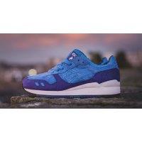 Schuhe Sneaker Low Asics Gel Lyte 3 Solstice Mid Blue/Mid Blue