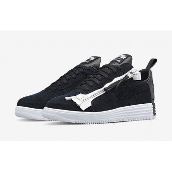 Schuhe Sneaker Low Nike Air Force 1 Lunar x Acronym Black/White Black/White-Black