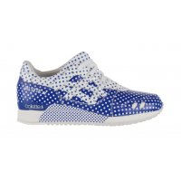 Schuhe Sneaker Low Asics Gel Lyte 3 x Colette Dark Blue/White