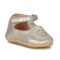 Schuhe Kinder Hausschuhe Easy Peasy LILLYP Grau