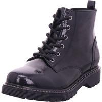 Schuhe Damen Low Boots Idana - 252366000/018 PATENT BLACK 018