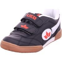 Schuhe Jungen Sneaker Low Lico Bernie V schwarz/weiss/rot
