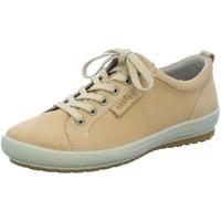 Schuhe Damen Sneaker Low Legero Schnuerschuhe NV 6-00823-46 beige