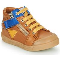 Schuhe Jungen Sneaker High GBB TIMOTHE Braun