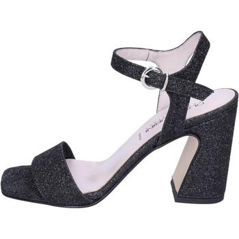 Schuhe Damen Sandalen / Sandaletten Olga Rubini BJ413 Schwarz