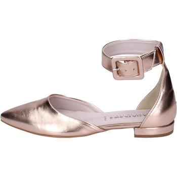 Schuhe Damen Sandalen / Sandaletten Olga Rubini Sandalen Kunstleder Pink
