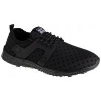 Schuhe Herren Sneaker Low Big Star Shoes Schwarz
