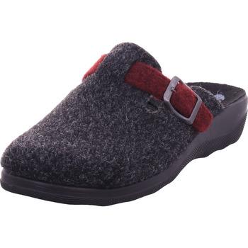 Schuhe Damen Pantoffel Bold - CA32FD03 grau-bordeaux