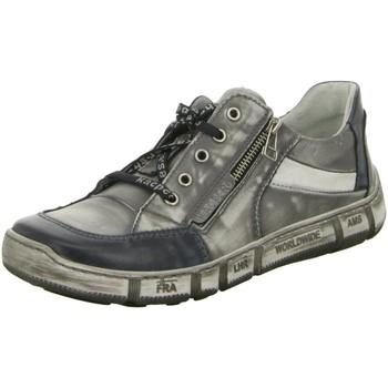 Schuhe Herren Derby-Schuhe & Richelieu Kacper Schnuerschuhe 1-4744 656+678+560 grau