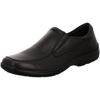 Schuhe Herren Slipper Imac Slipper 806401 80640 601490 C 17060/011 NERO schwarz