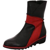 Schuhe Damen Stiefel Clamp Stiefeletten 05JUBILEE002 schwarz