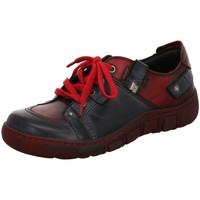 Schuhe Damen Derby-Schuhe & Richelieu Kacper Schnuerschuhe 2-0188 rot