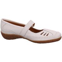 Schuhe Damen Slipper Aco Slipper Sabine 17 281-2577 5099 weiß