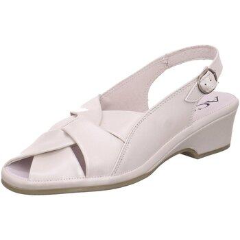Schuhe Damen Sandalen / Sandaletten Aco Sandaletten 4X/1154 290 weiß