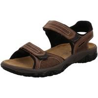 Schuhe Herren Sandalen / Sandaletten Imac Offene 702910 3403-011 braun