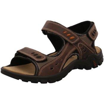 Schuhe Herren Sportliche Sandalen Imac Offene 703000 3414/015 braun
