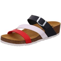 Schuhe Damen Pantoffel Bio Life Pantoletten 1533 PANAL 02 130/09 299/93 353 45/02/58 schwarz