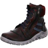 Schuhe Herren Sneaker High Kristofer BM 323 schwarz