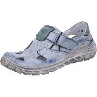 Schuhe Herren Slipper Kristofer Slipper BM 230 MAT J.NIEB J.ZIEL blau