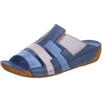 Schuhe Damen Pantoffel Gemini Pantoletten 32156-02-800 blau