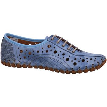Schuhe Damen Derby-Schuhe Gemini Schnuerschuhe 031222-02 800 blau