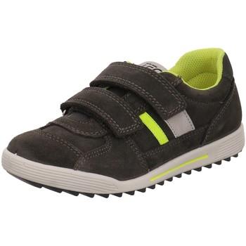 Schuhe Jungen Sneaker Low Imac Klettschuhe 531920 7004/010 grau