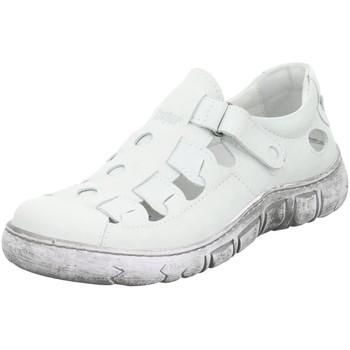 Schuhe Damen Slipper Kacper Slipper Halbschuhe offen 2-0177 788+788+788+788 weiß