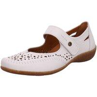Schuhe Damen Slipper Aco Slipper 281/5896 5099 weiß