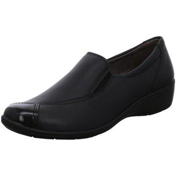 Schuhe Damen Slipper Aco Slipper 720/7770W schwarz